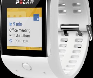 Polar M600 con tecnologia Android Wear™ è il primo smartwatch di Polar completamente ottimizzato per lo sport.